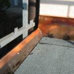 Balkonsanierung mit Edelstahl-Lochblech